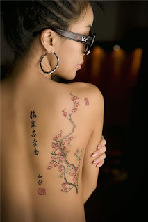 Beautiful Flower Tattoos