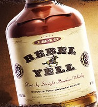 Rebel Yell Old Fashioned