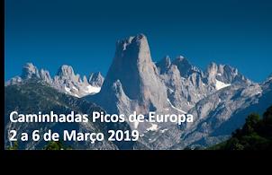 Picos Europa 2 a 6 de Março 2019