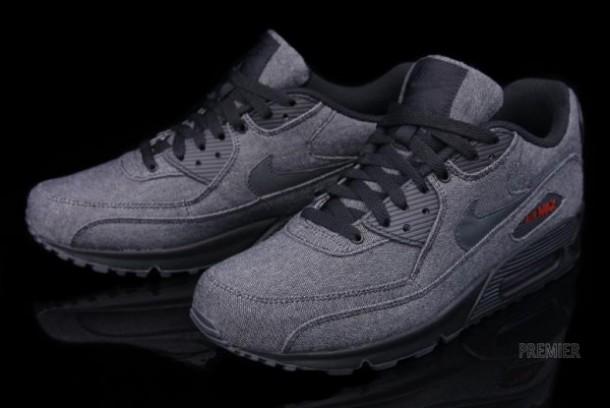 Denim 90 Black Nike Air Max Shadow Dark Escp Rqwgt