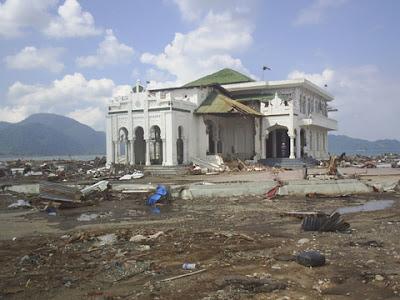 Keajaiban masjid baiturrahim