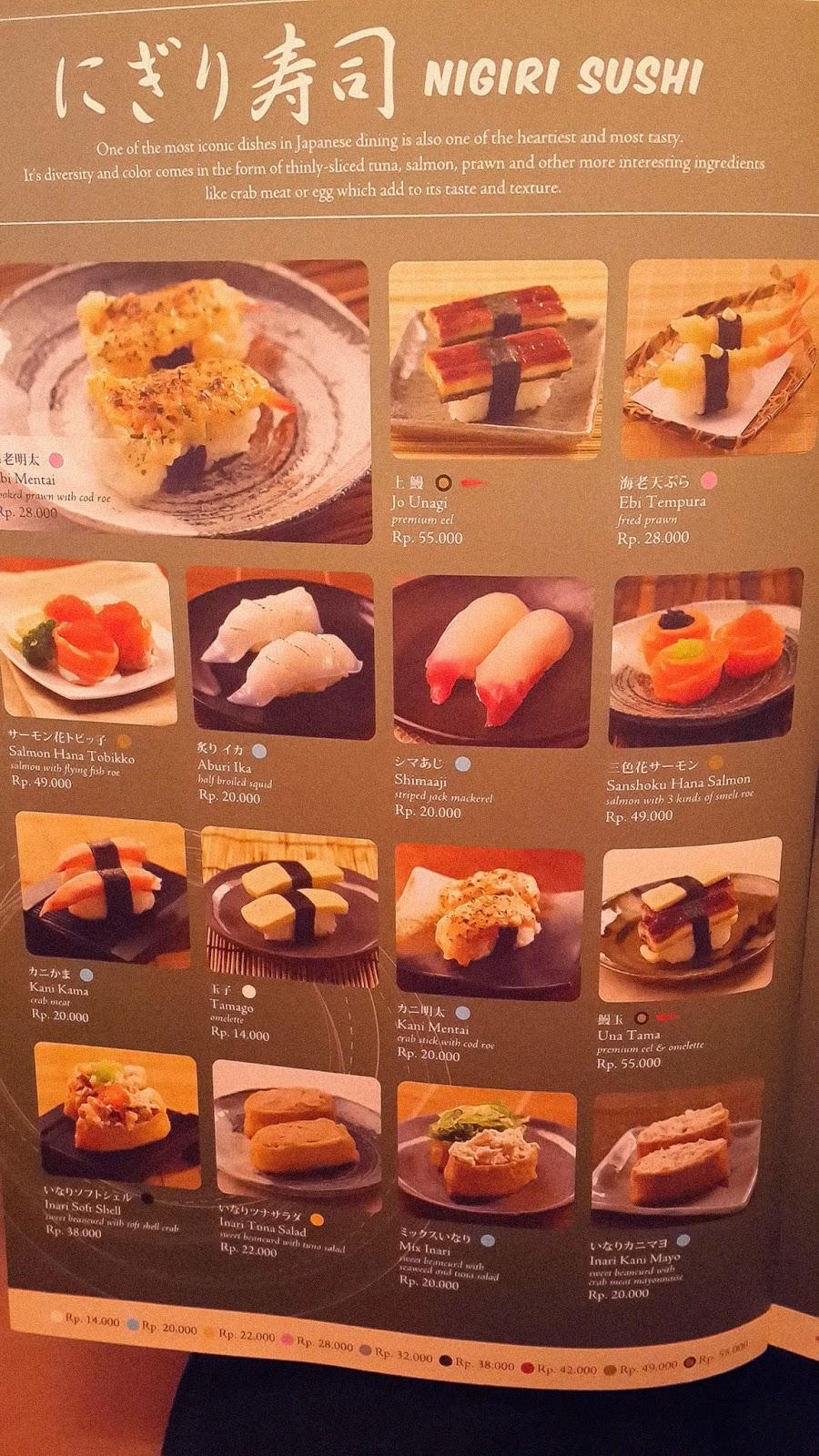 Asiknya Berbagi Pku Tempatmakanpekanbaru Sushi Tei Pekanbaru