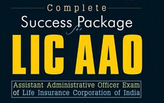 LIC AAO exam Prep books