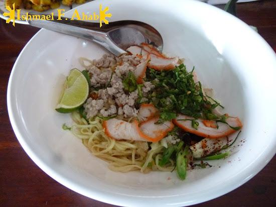 Sukkhothai Noodle Soup
