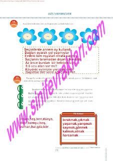 6.Sinif  Turkce Doku Yayinlari Ogrenci Calisma Kitabi Sayfa 23