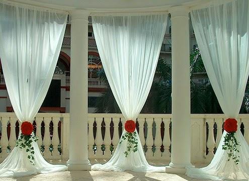 布窗簾|不同綁帶綁紮方式展現布窗簾不同風情