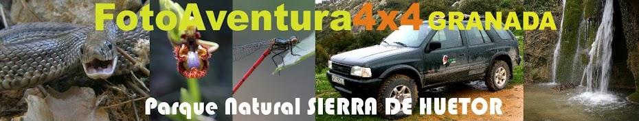 FOTOAVENTURA 4x4 Parque Natural Sierra de Huétor