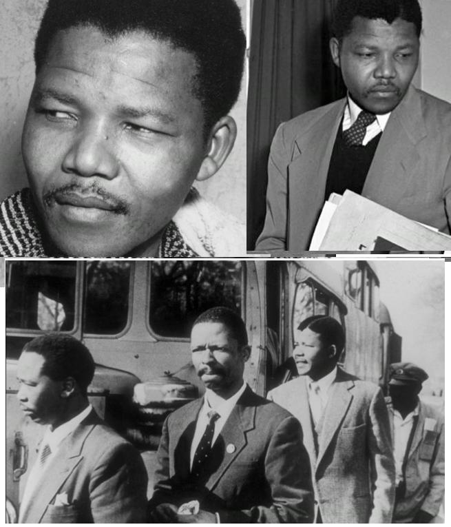 Mandela old photos