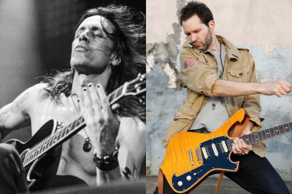 Nuno Bettencourt featuring Paul Gilbert