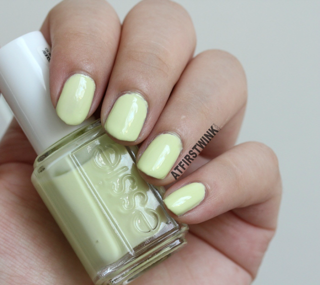 Essie summer 2015 chillato swatches far