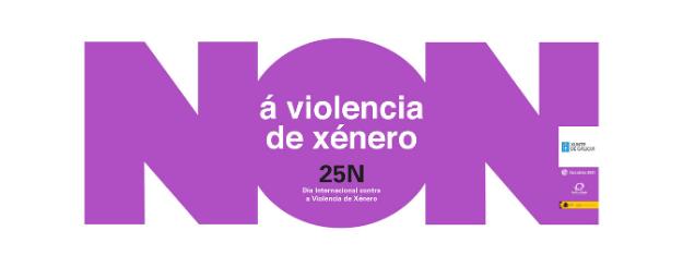 25N, día contra a violencia de xénero