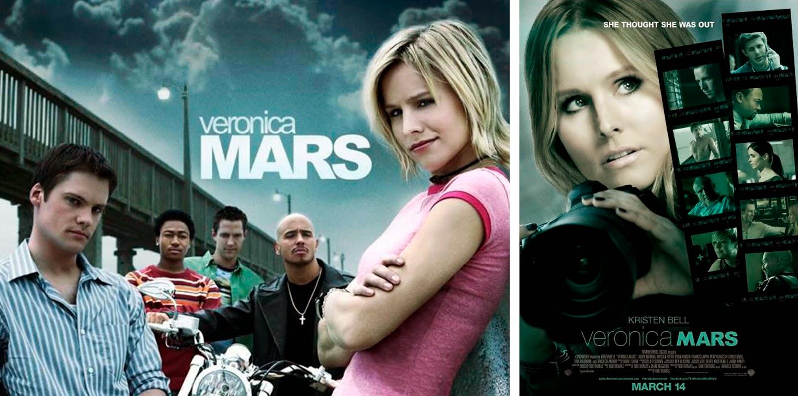 Kristen Bell, película basada en la serie 'Veronica Mars'