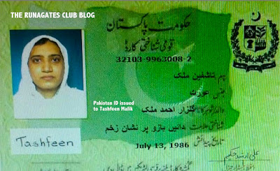 Tashfeen Malik - Pakistani wife of Sayed Farook