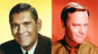 Dick York y Dick Sargent en Embrujada, Bewitched, Darrin Stephens, cambios de actores