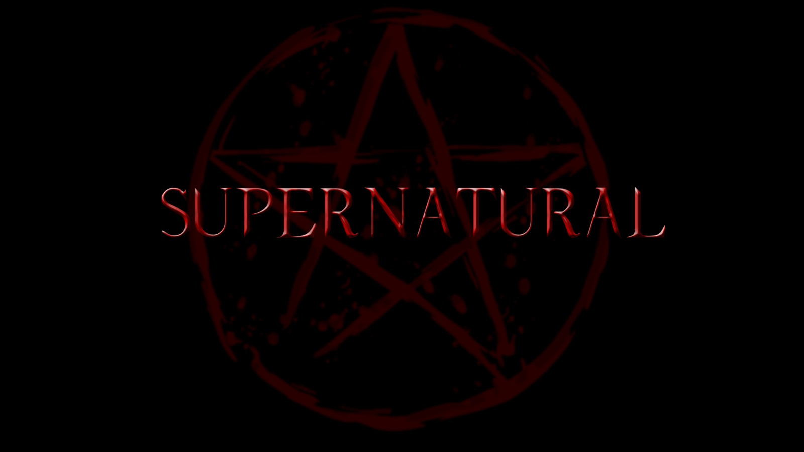 supernatural theme popular - photo #2
