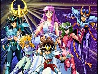 Animes Land: Os Cavaleiros do Zodíaco Dublado - Episódios