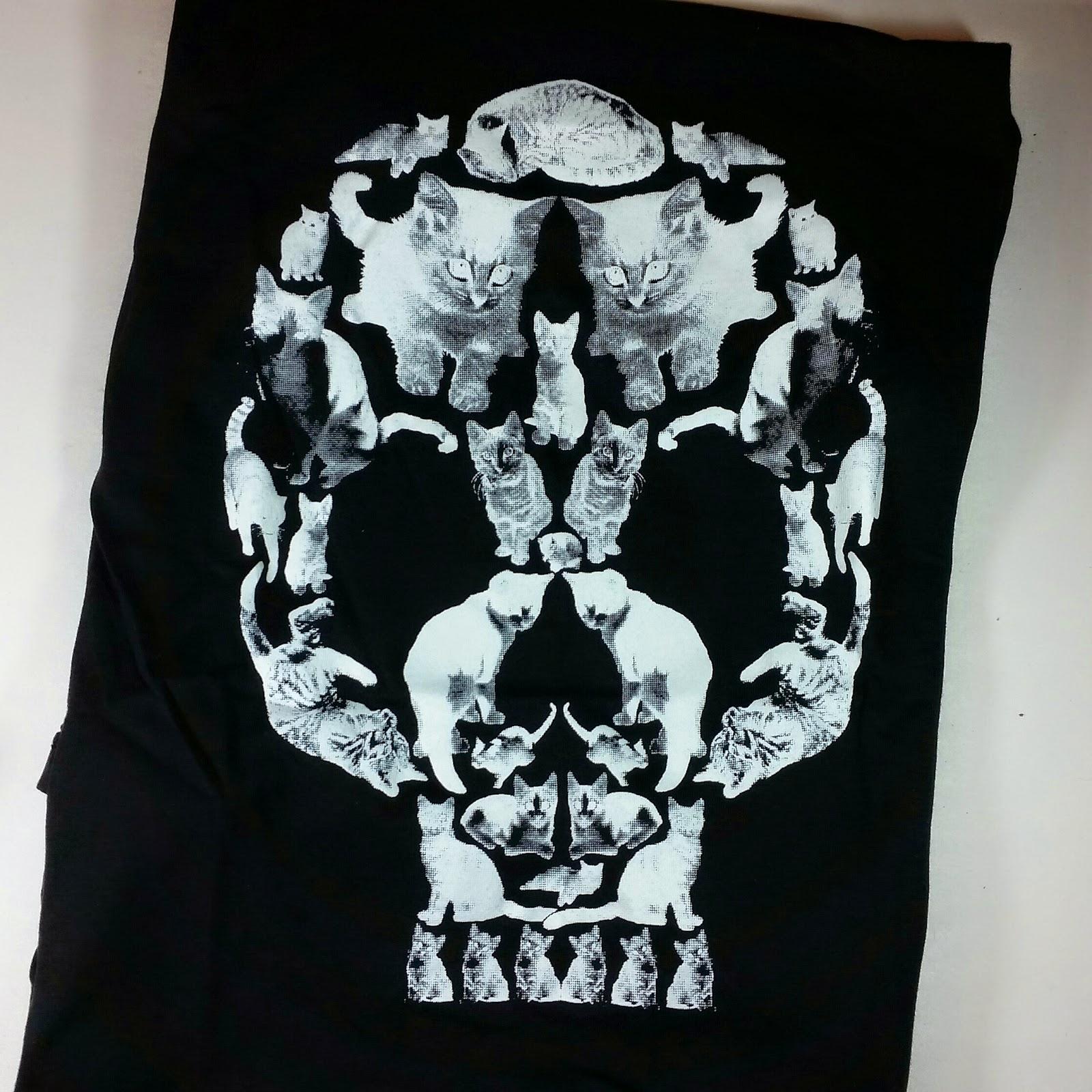 Death by Kitten Shirt Death by Kitten T-shirt so