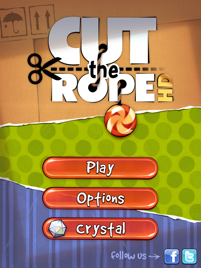 Cut The Rope is a Simple