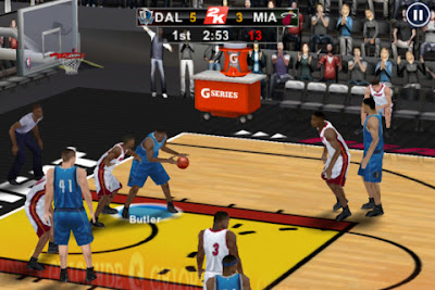 Nba 2k12 PC Gameplay