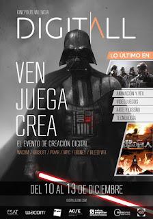 DIGITALL, primera edición del 10 al 13 de diciembre