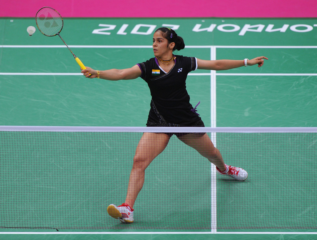 information on saina nehwal Twenty-five year old saina nehwal is one of the most iconic athletes in india nehwal became the first indian to reach the top of the women's singles badminton rankings earlier this year prior to that, she became a pioneer for india, flying the national flag high before anyone she is first and.