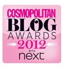 Shortlisted as Cosmopolitan&#39;s Best New Fashion Blog