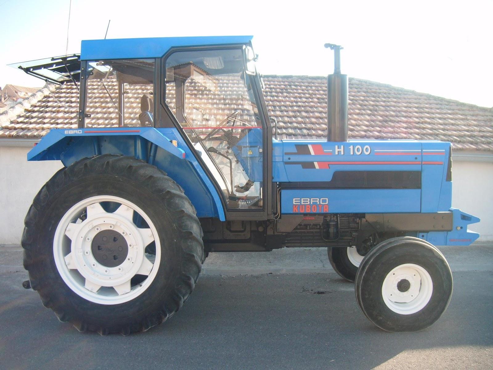 Más que máquinas agrícolas: EBRO LANZA UN NUEVO MODELO DE TRACTOR