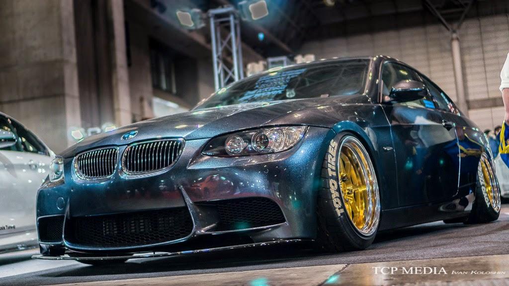 BMW JDM Tokyo Auto Salon 2015 stance