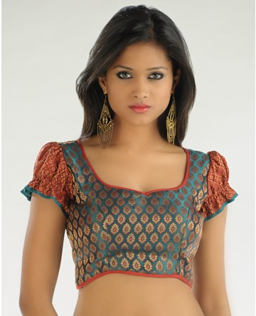MODELS OF BLOUSE DESIGNS: collection of indian saree