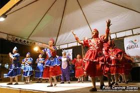 O Pastoril cultura da cidade de Canguaretama/RN