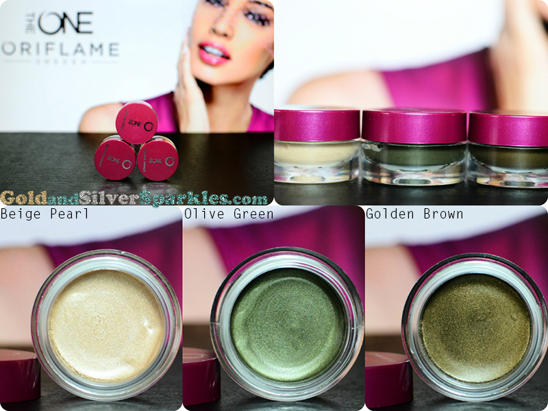 the one colour impact cream eye shadow