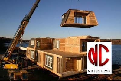 Prefabrication Design & its Construction Technology