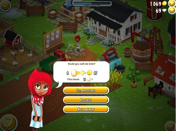 hayday game best tricks and tips