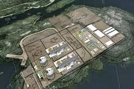 tapak LNG petronas di kanada