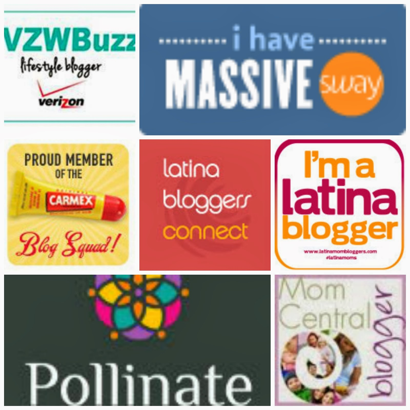 BLOG AFFILIATIONS! Click to see who I work with!