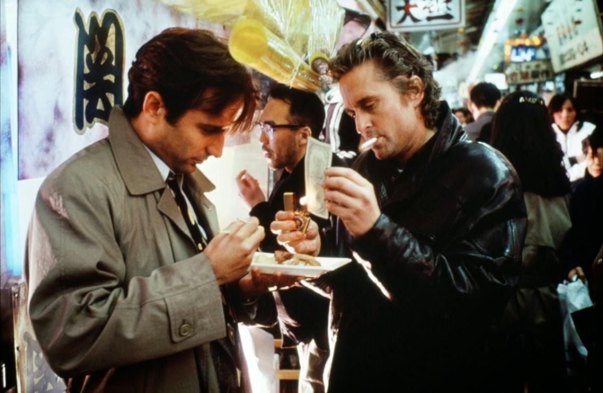 Risultati immagini per black rain film 1989