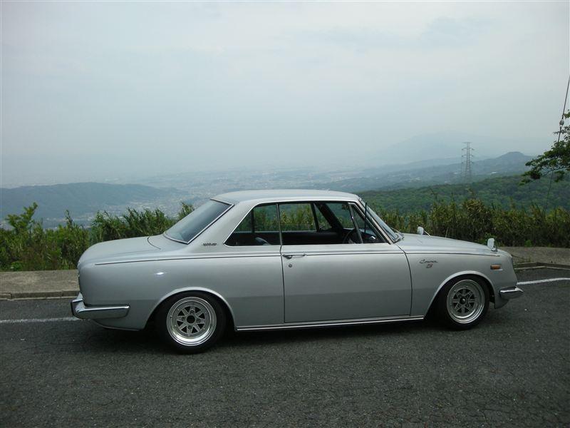Toyota Corona T40/50 klasyczne coupe