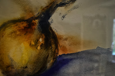 Akvarell Kristina Berglund