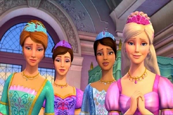 Regarder un film de barbie et les trois mousquetaires 2009 - Barbie et les 3 mousquetaires ...