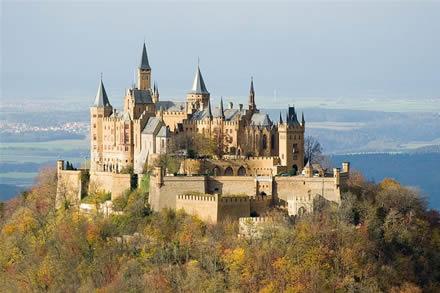 gambar-Hohenzollern-Castle