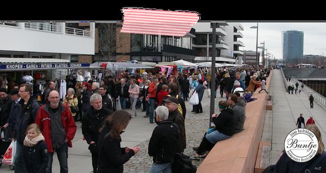 holländischer Stoffmarkt Bremen Stoffe kaufen billig günstig