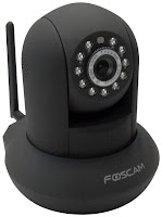 Foscam FI8910W Side View