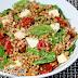 Salada de Trigo na Pressão