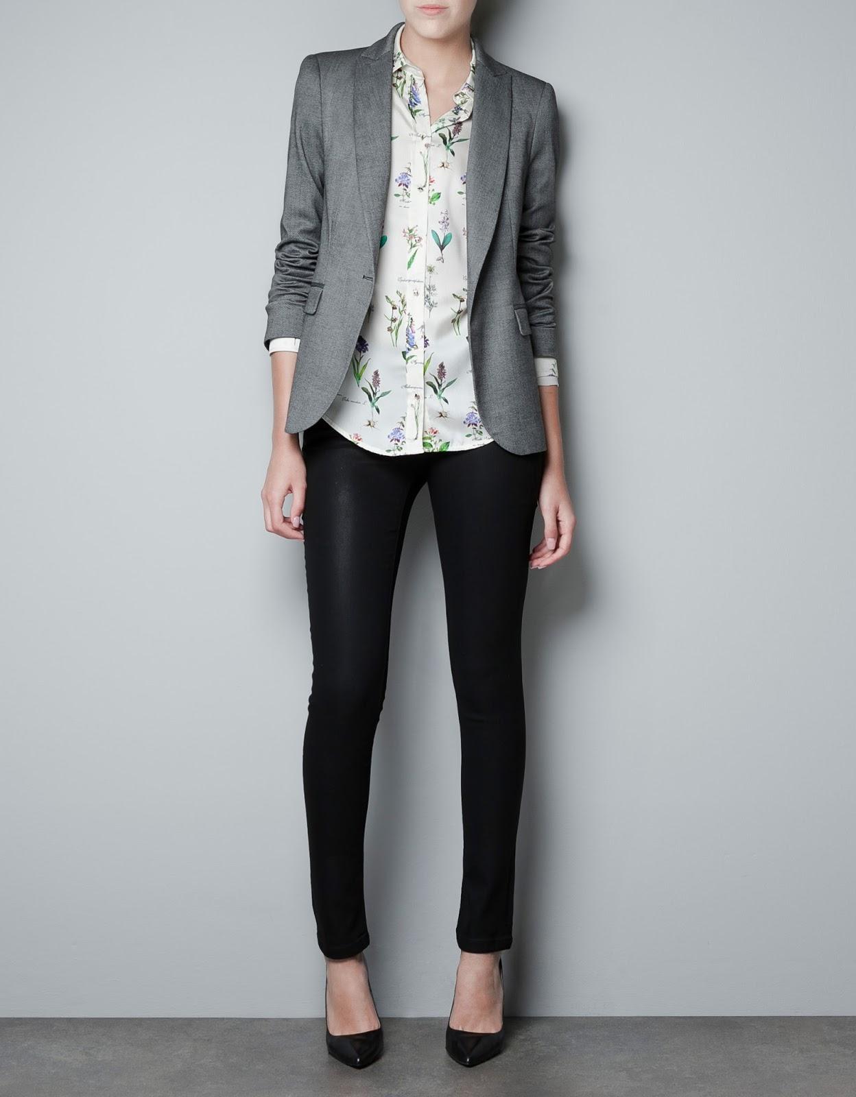 Patriciau0026#39;s Shopper Blazer