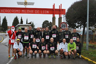 Correcallejeros La Virgen del Camino www.mediamaratonleon.com