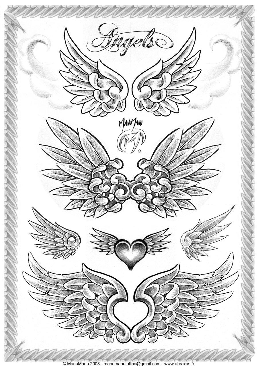 dibujos y plantillas para imprimir plantillas de dibujos alas de angel 01. Black Bedroom Furniture Sets. Home Design Ideas