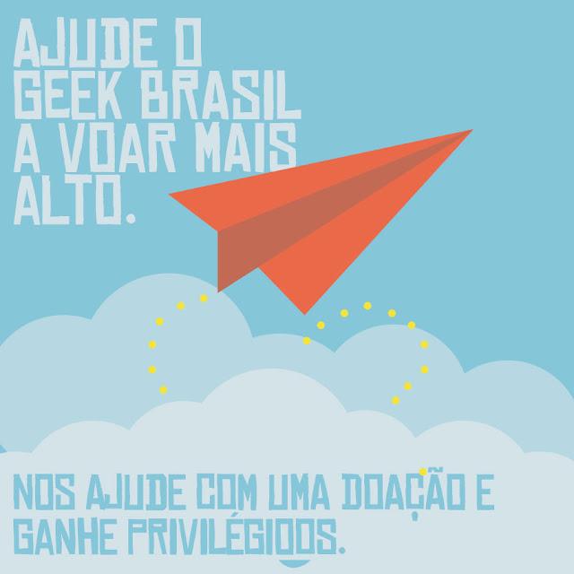 Doe para a Geek Brasil