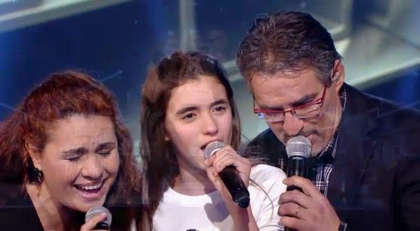 Lorenzo y Carla: Vivo por ella de Andrea Bocelli