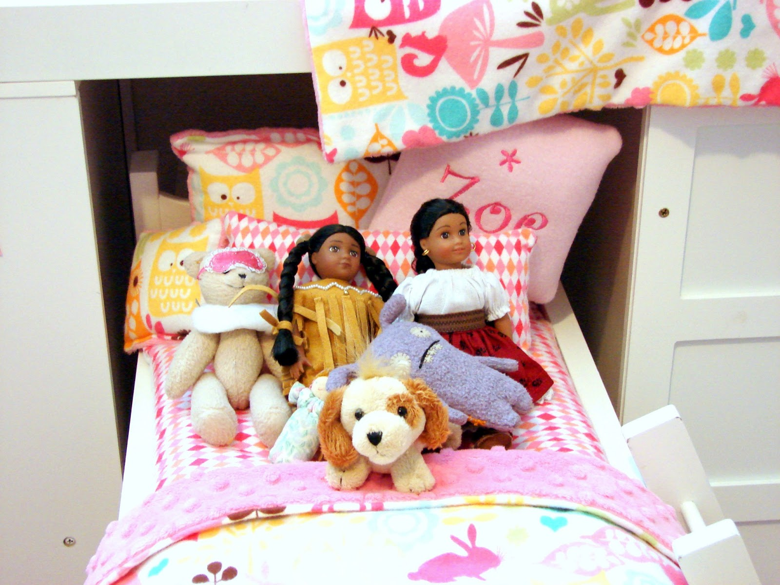 Our Doll Play Area   The Doll Bedroom