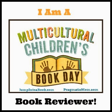 I am a multicultural children's book day